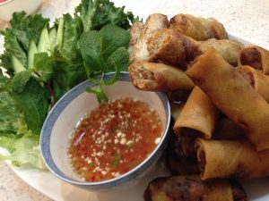 Home based business specializing in authentic Vietnamese deep fried pork spring rolls with your choice of either pastry and/or rice paper wrappers. 2 days notice for all orders – to be picked up in Kanata.